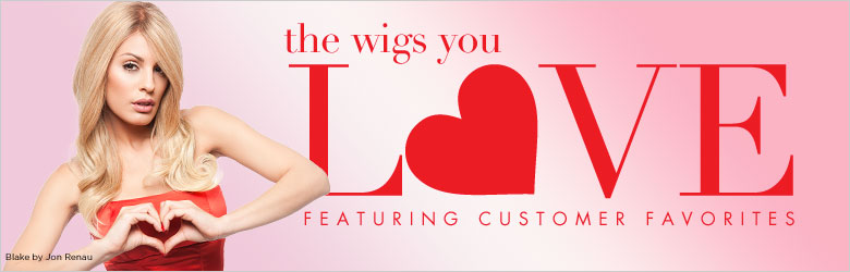 The Wigs You Love