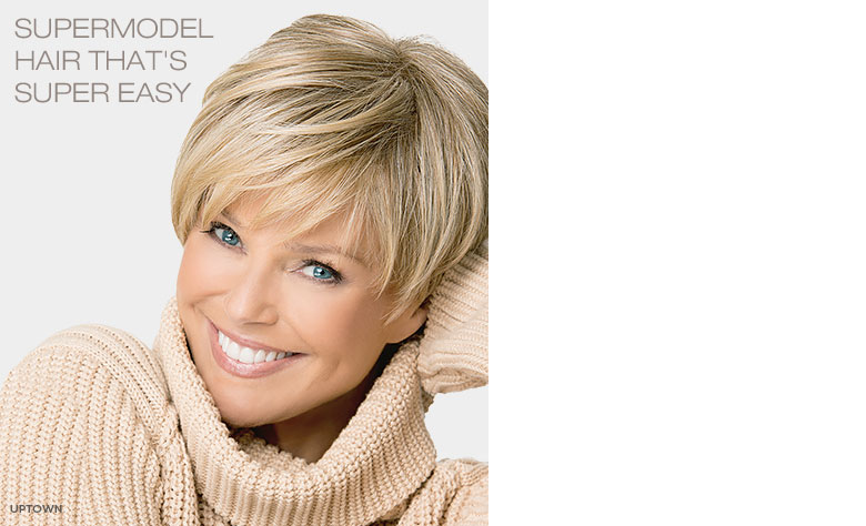 Hair2wear Christie Brinkley Wig Collection