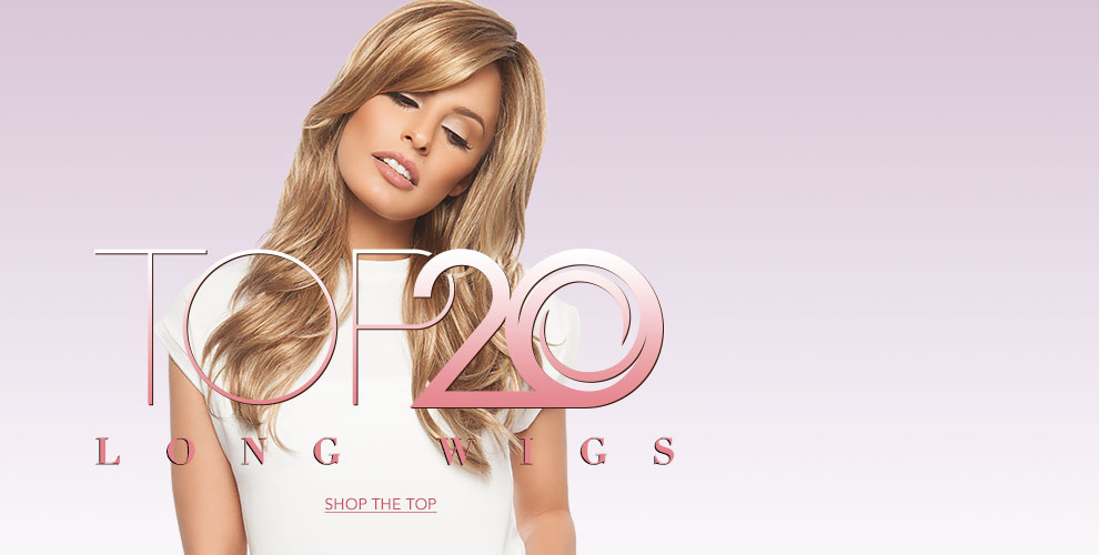 Top 20 Long Wigs