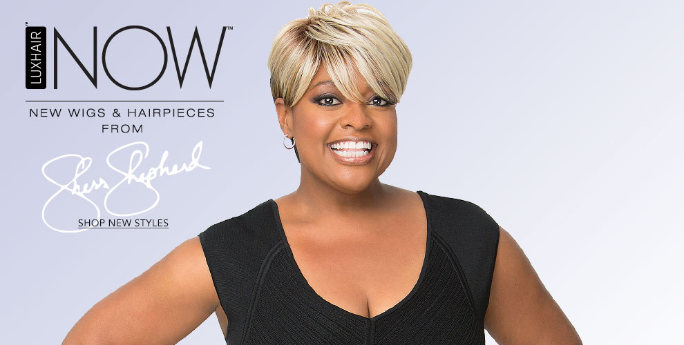 New Sherri Shepherd Wigs and Hairpieces