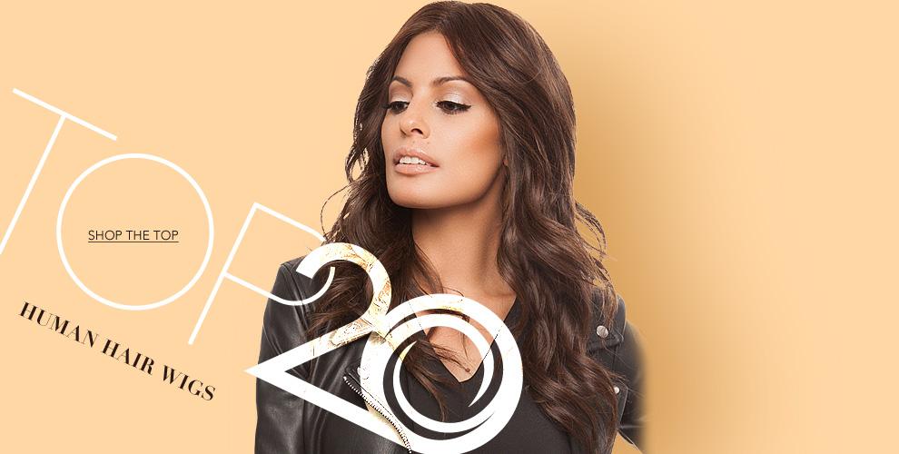Top 20 Human Hair Wigs