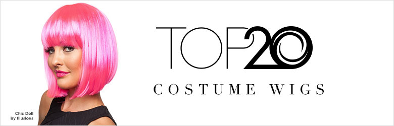 Top 20 Costume Wigs