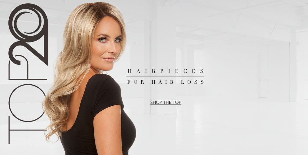 Top 20 Hairpieces for Hair Loss