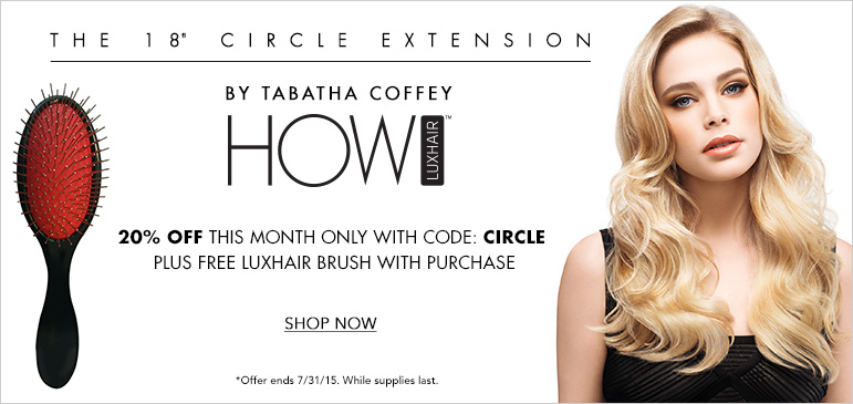 20% off the Circle Extension