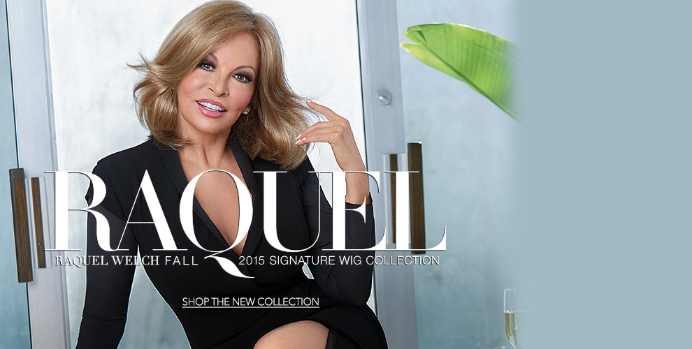 Raquel Welch Fall 2015 Signature Wig Collection
