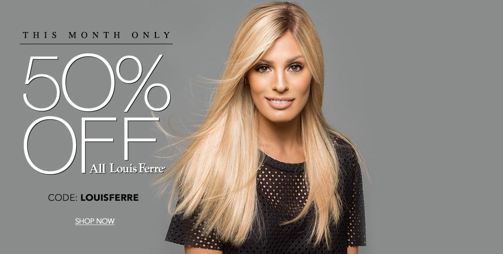 50% off All Louis Ferre