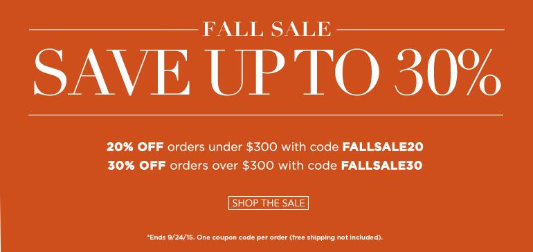 Wigs.com Fall 2015 Sale
