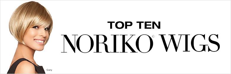 Top Ten Noriko Wigs