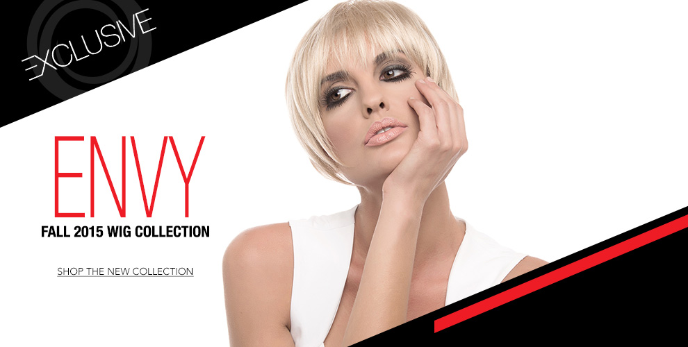 Envy Fall 2015 Wig Collection