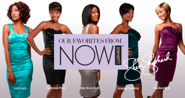 Our Favorite Sherri Shepherd Wigs