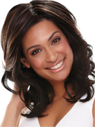 Incredible styling versatility with lace front wigs