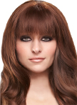 Easifringe Remy by Easihair - Clip In Fringe Hairpiece