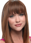 Clip in Bangs by Hairdo - Clip In Bang Hairpiece