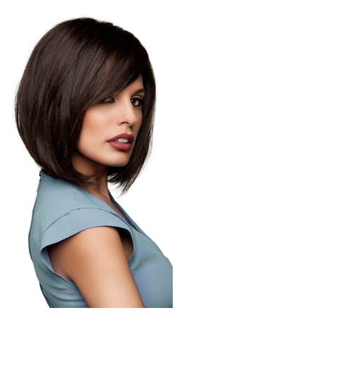 Quinn by Amore 100% Remy Human Hair Lace Front Classic Bob wig