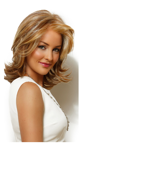 Goddess by Raquel Welch Lace Front Monofilament wig