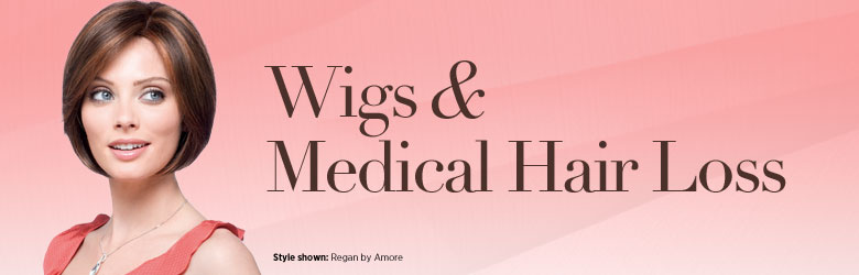 Medical Wigs | Wigs for Cancer Patients & Medical Hair Loss