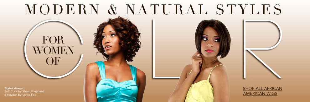 Shop All African American Wigs