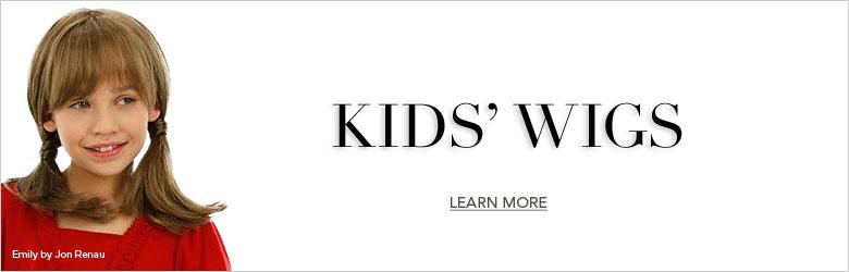 Kids' Wigs