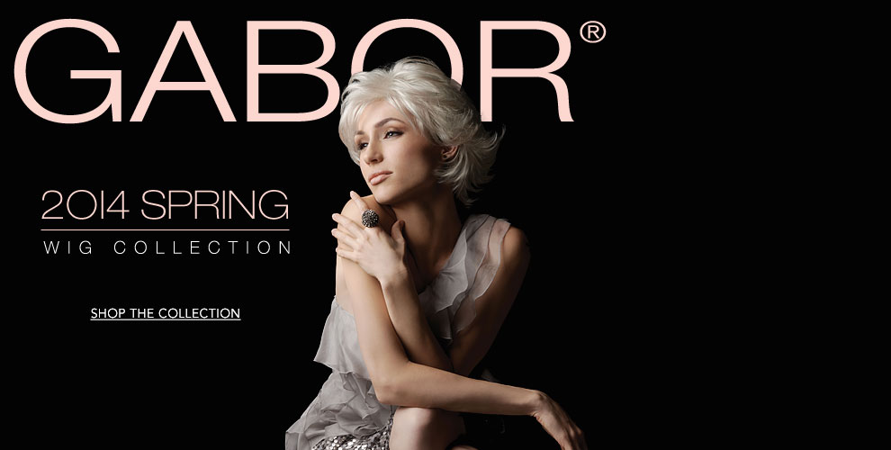 Gabor Spring Wig Collection