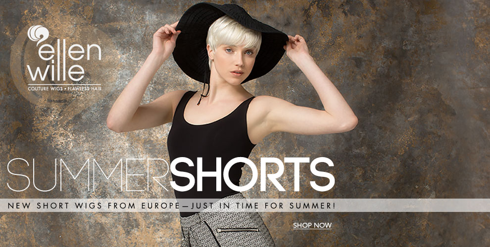 Summer Shorts by Ellen Wille