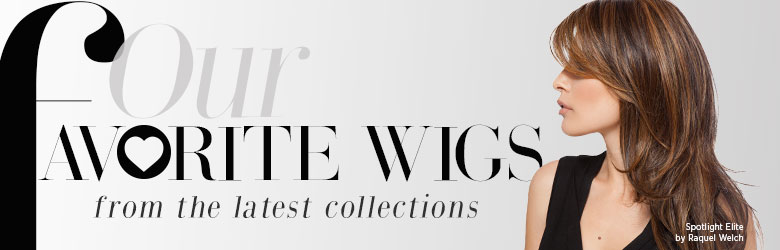 Our Favorite Wigs from the Latest Collections