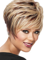 Best African American Wig - Stacked Bob by Sherri Shpeherd | NOW Wigs