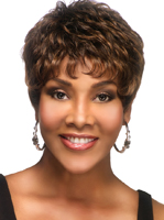 Best human hair wig - H-222 by Vivica Fox Wigs