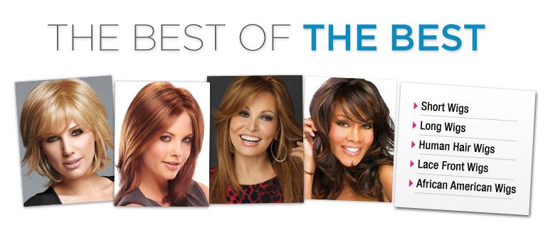 Best Wigs of 2012