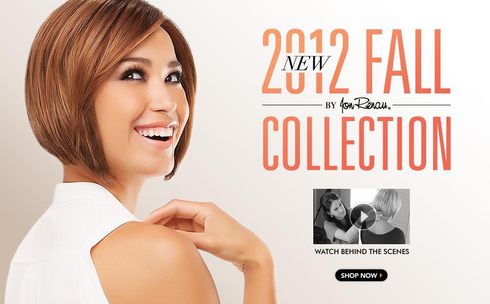 Jon Renau Wigs - 2012 Fall Collection