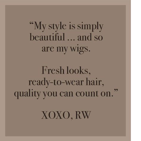 Fresh looks, ready-to-wear hair, quality you can trust
