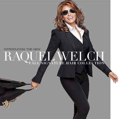 Raquel Welch Fall Signature Hair Collection