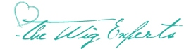 The Wig Experts signature