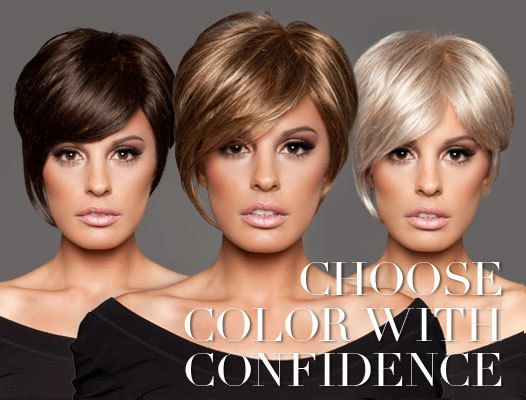 Choosing A Wig Color 50